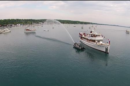 Canim, Blessing of the Fleet & Sheriff Boat