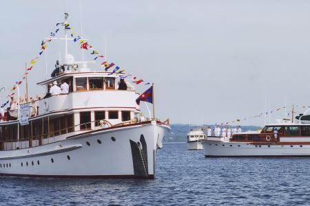 Canim, Blessing of the Fleet, Harbor Springs, MI