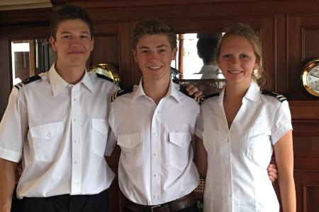 Raymo, Alyssa & Ben