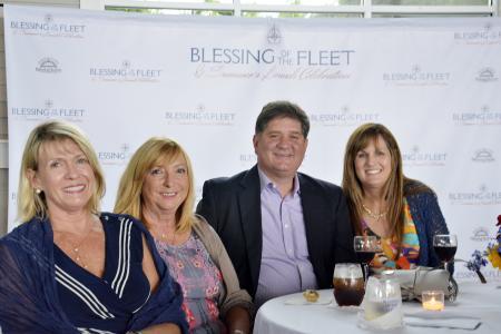 Lisa, Wilma, Mike & Sindie