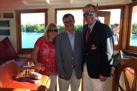 Wilma, Scott & Marty
