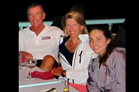 Marty, Lisa &Evann