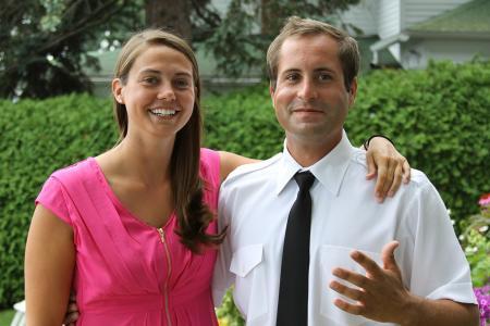 Evann  & Peter