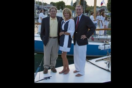 Sheriff Wallin, Lisa &Marty