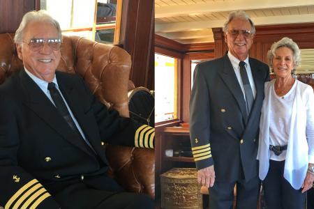 Captain & Holly Hall